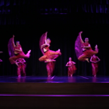 Parklands College Secondary Faculty Modern Dance 9