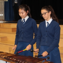Parklands College Secondary Faculty Music Department - Marimba