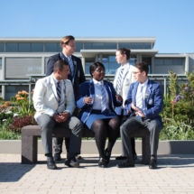 Parklands College Secondary Faculty Prefects