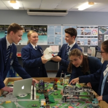 Parklands College Secondary Faculty Robotics