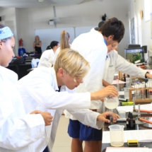 Parklands College Secondary Faculty Science 9