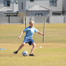 Parklands College Secondary Faculty Soccer