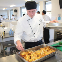 Parklands College Secondary FacultyHospialit Restaurant Service