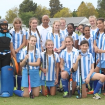 Parklands College Secondary Hockey 2