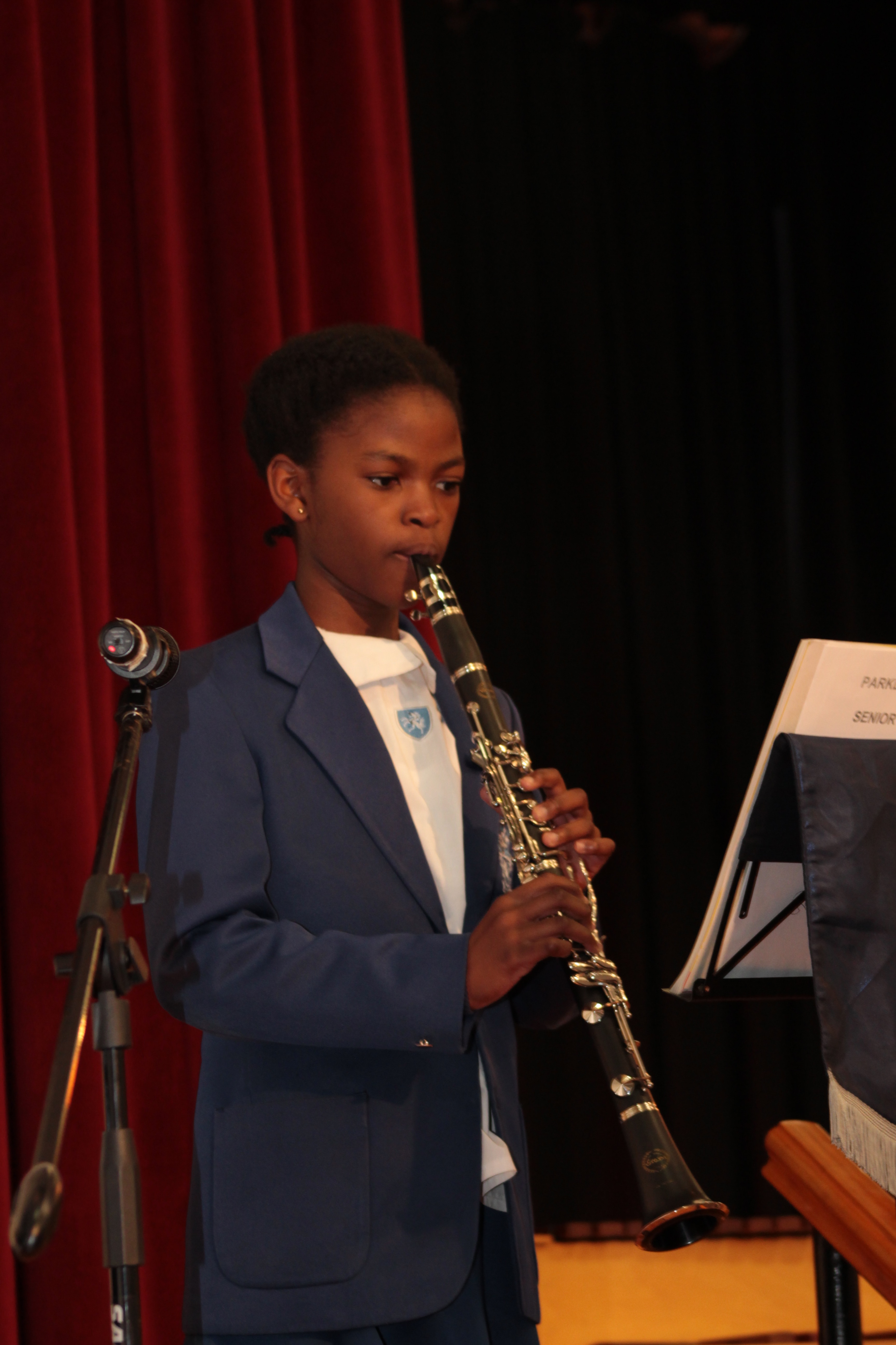 Parklands College Senior Preparatory Clarinet