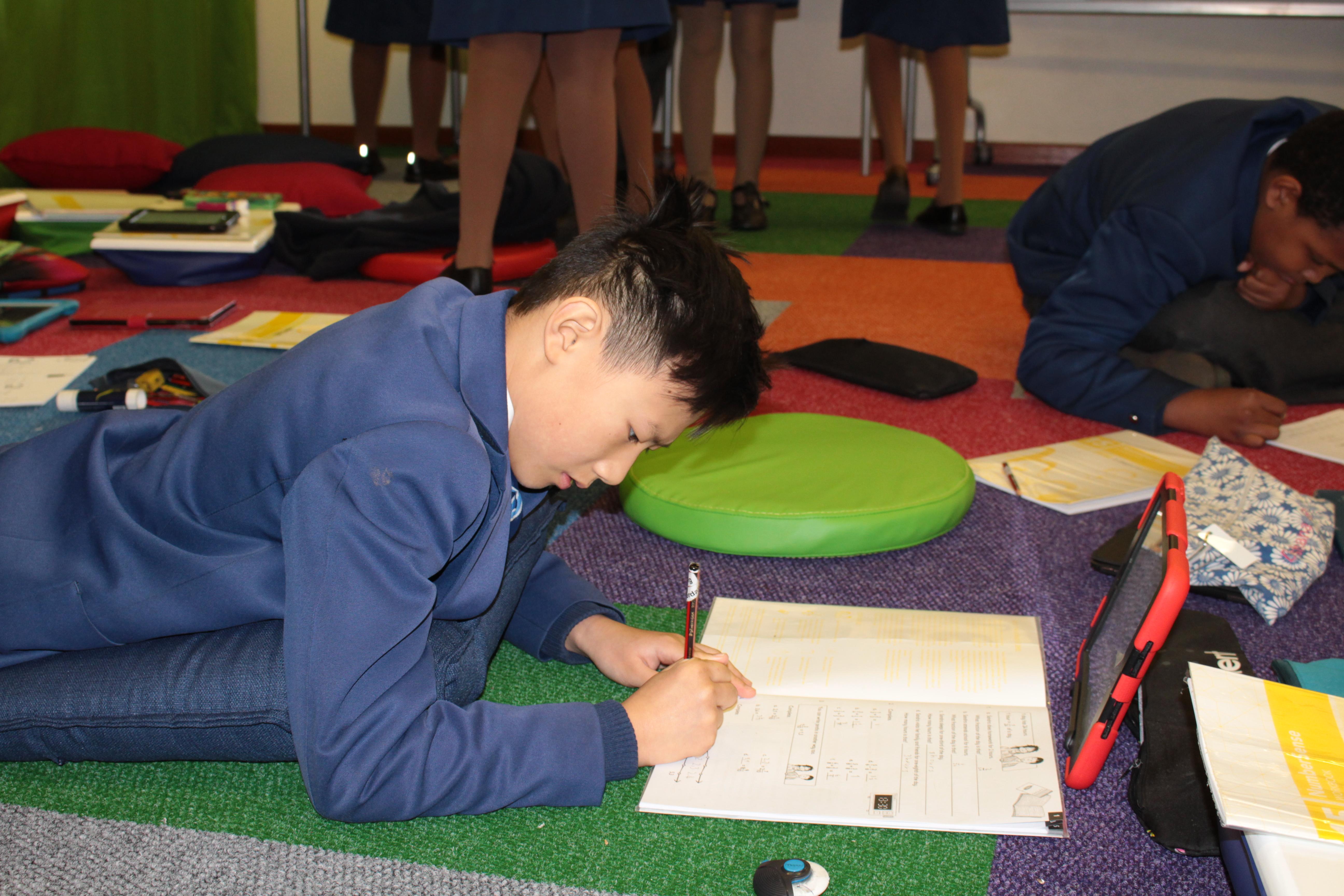 Parklands College Senior Preparatory Exploratorium Project Based Learning 2