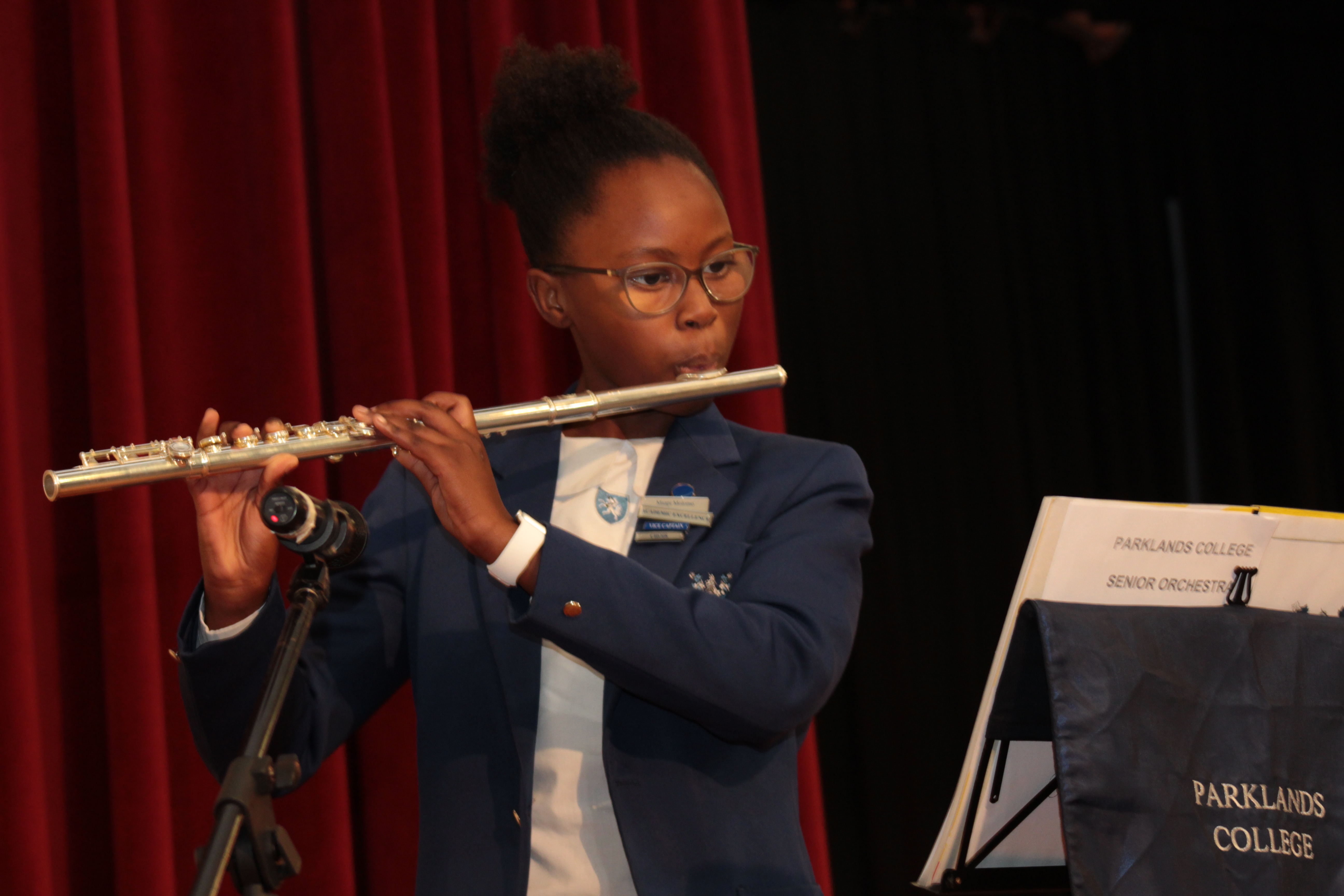 Parklands College Senior Preparatory Flute 2