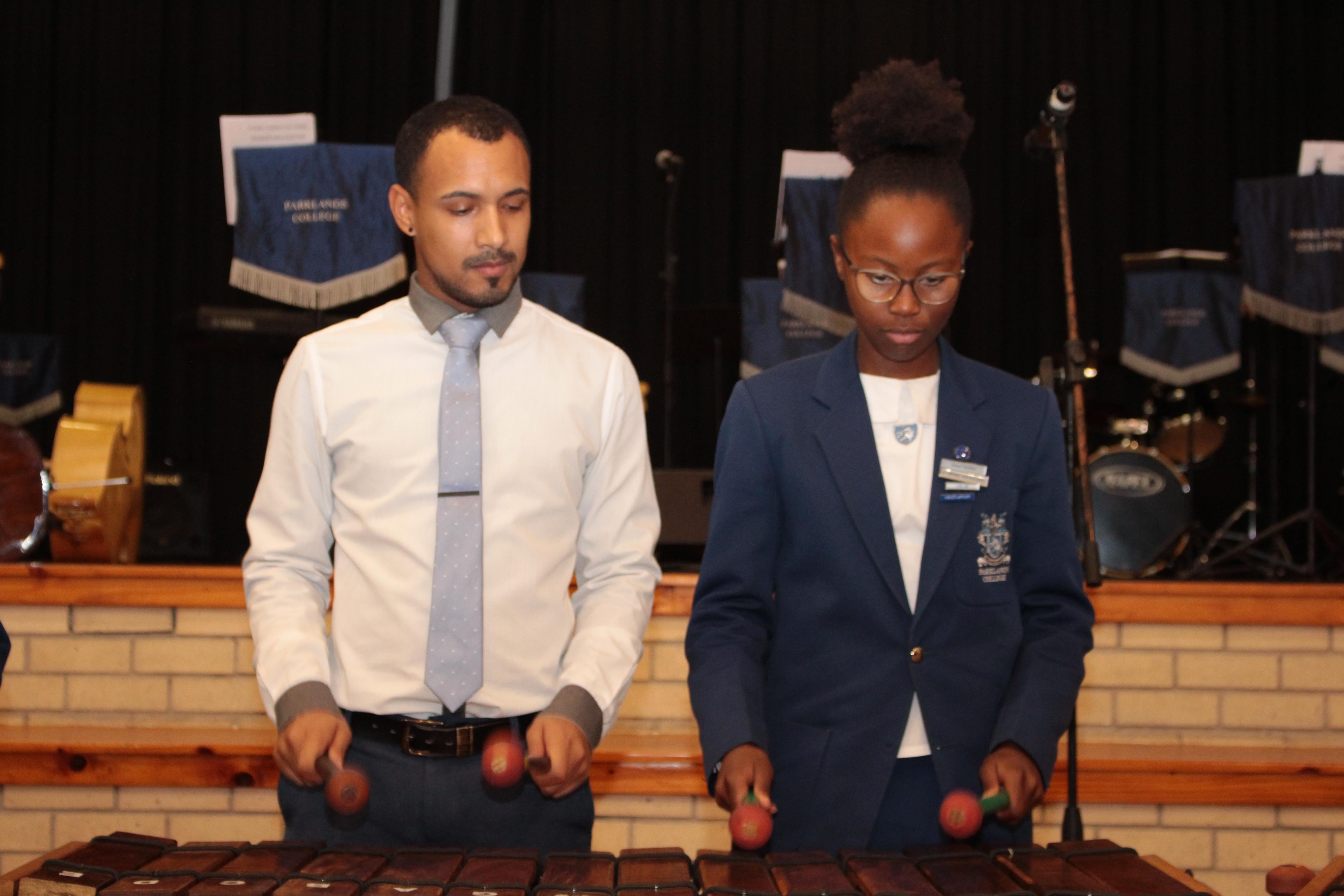 Parklands College Senior Preparatory Marimba 2