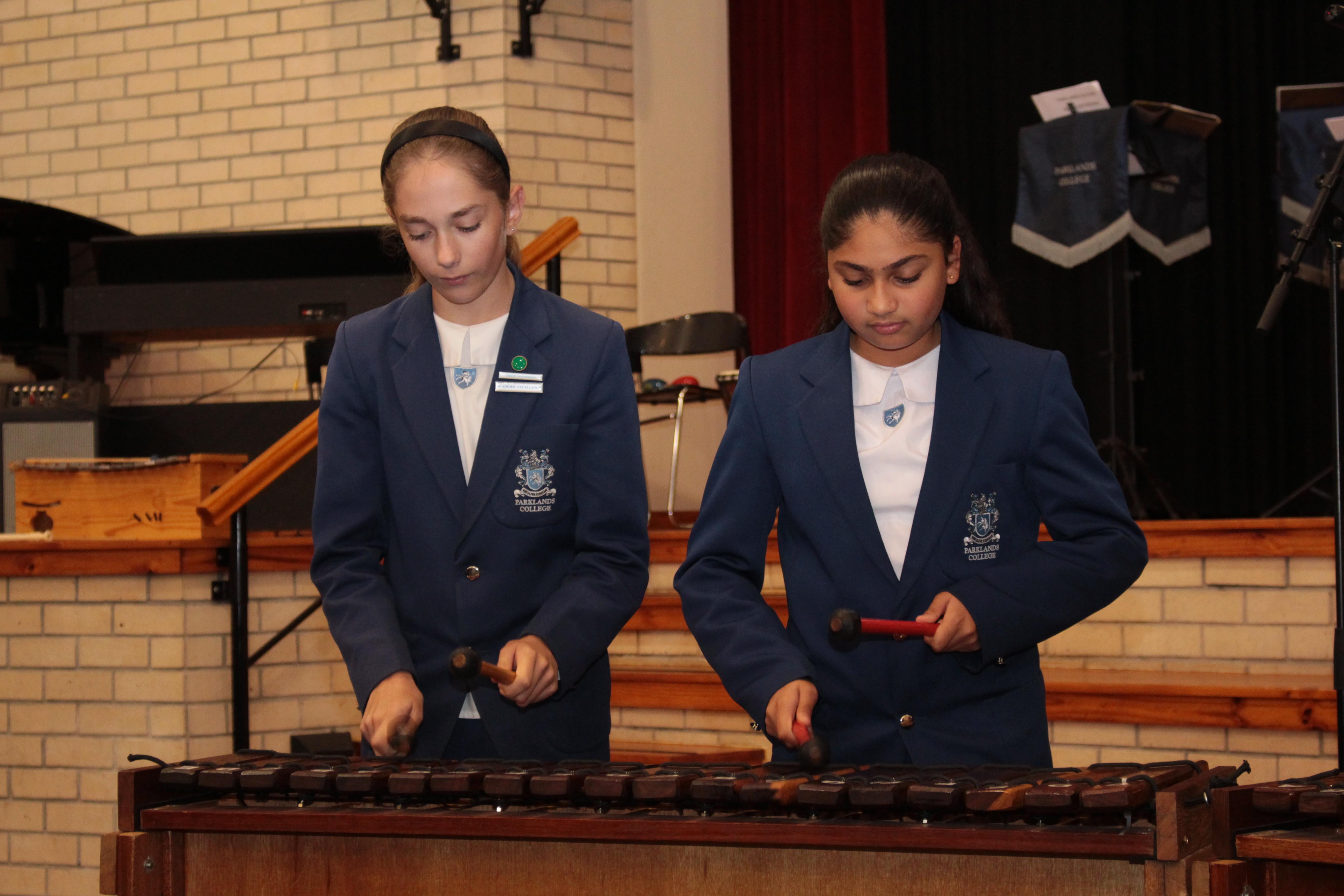 Parklands College Senior Preparatory Marimba 3