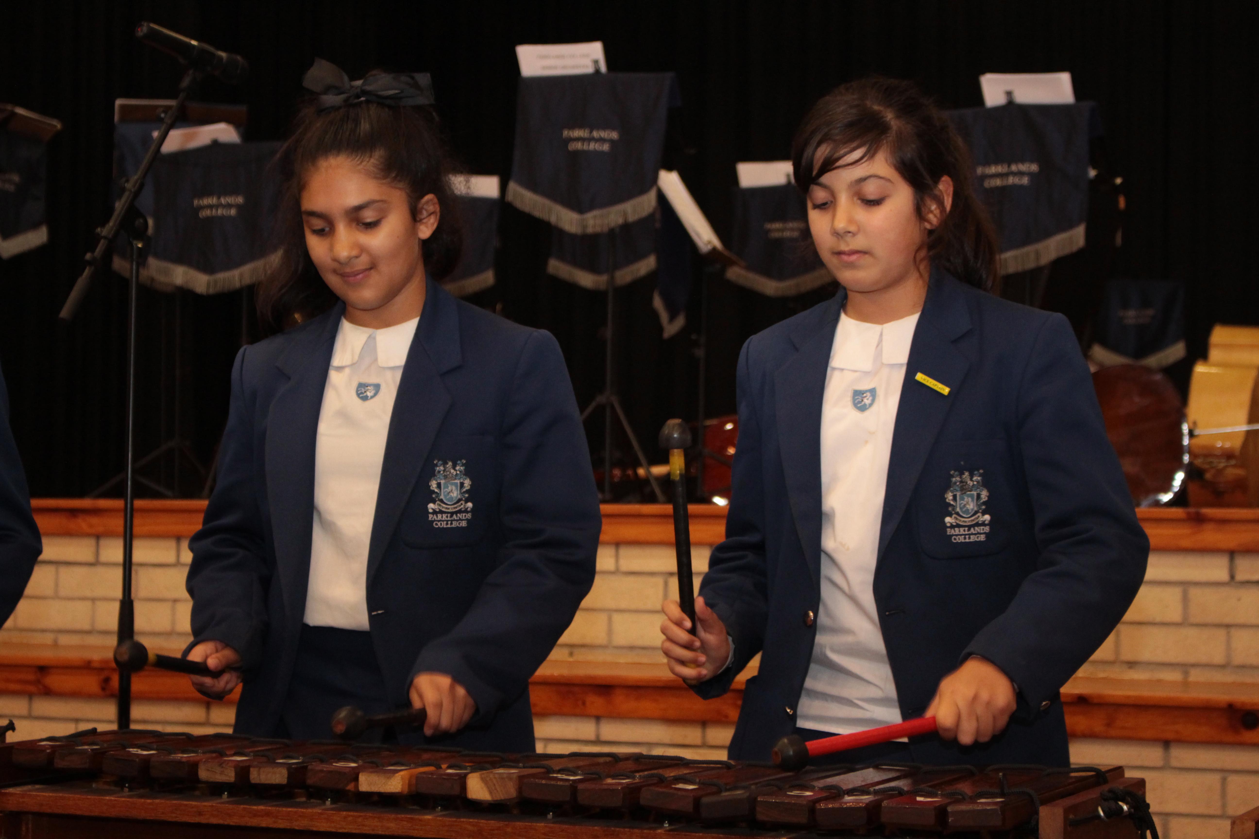 Parklands College Senior Preparatory Marimba 4