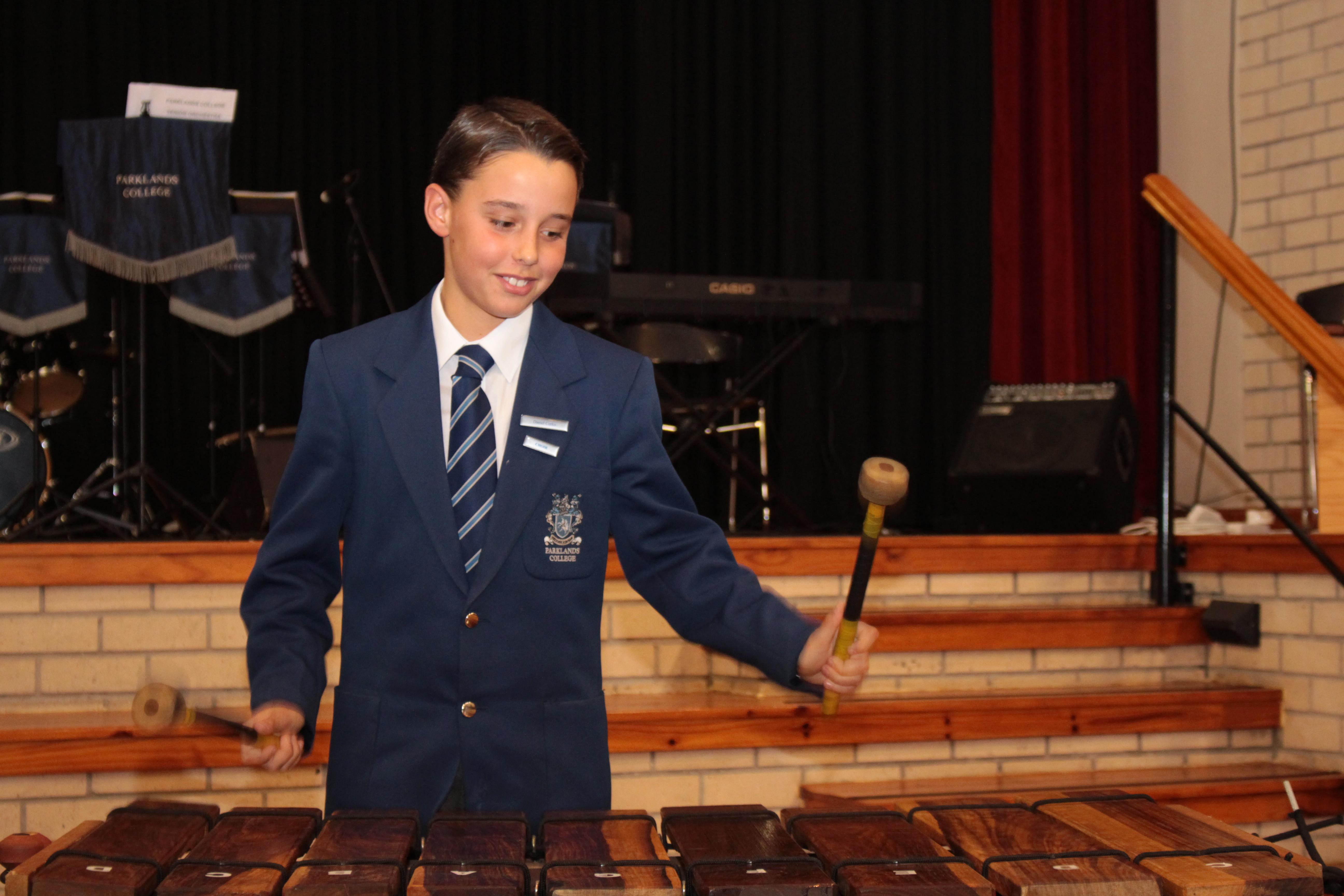 Parklands College Senior Preparatory Marimba 6