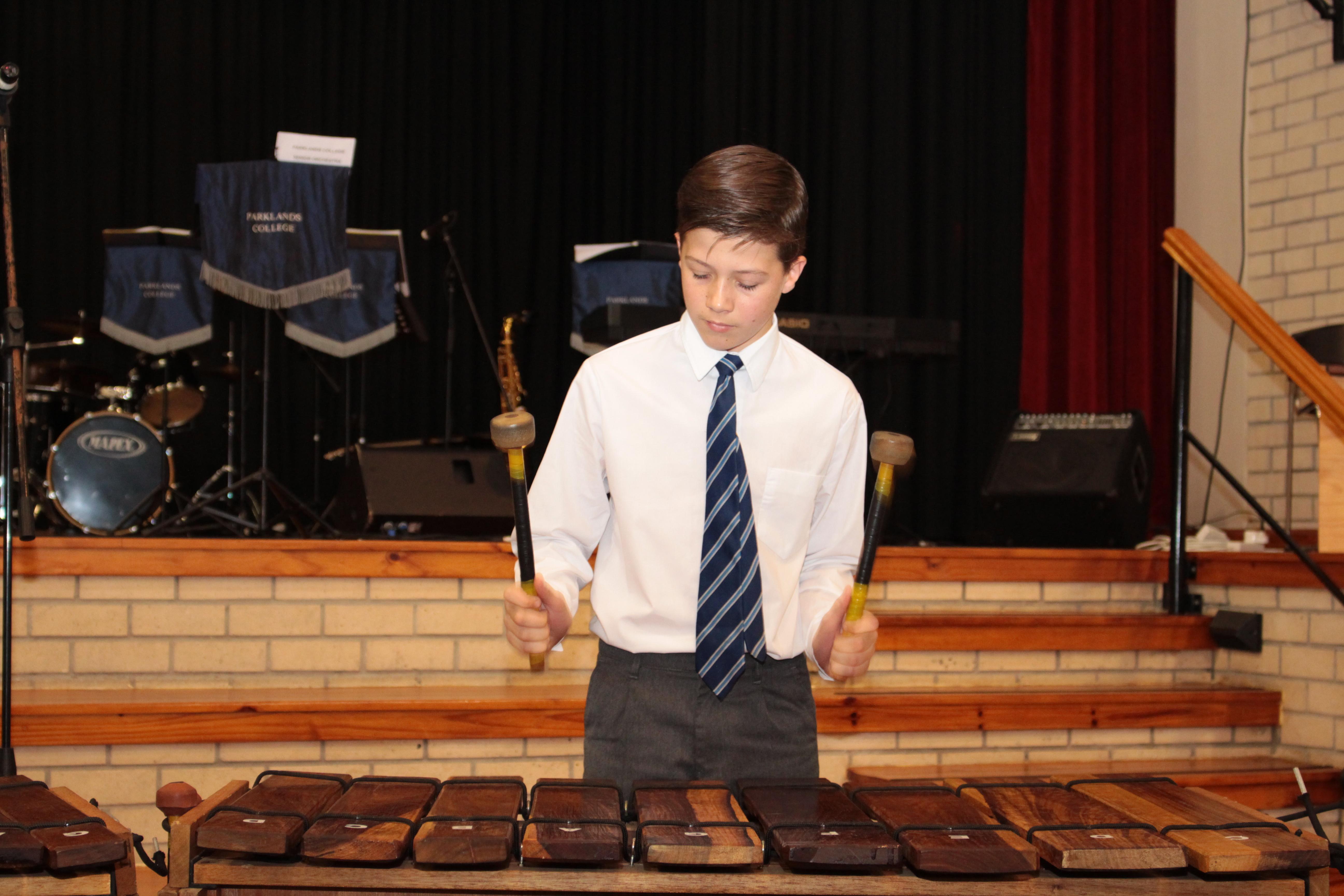Parklands College Senior Preparatory Marimba