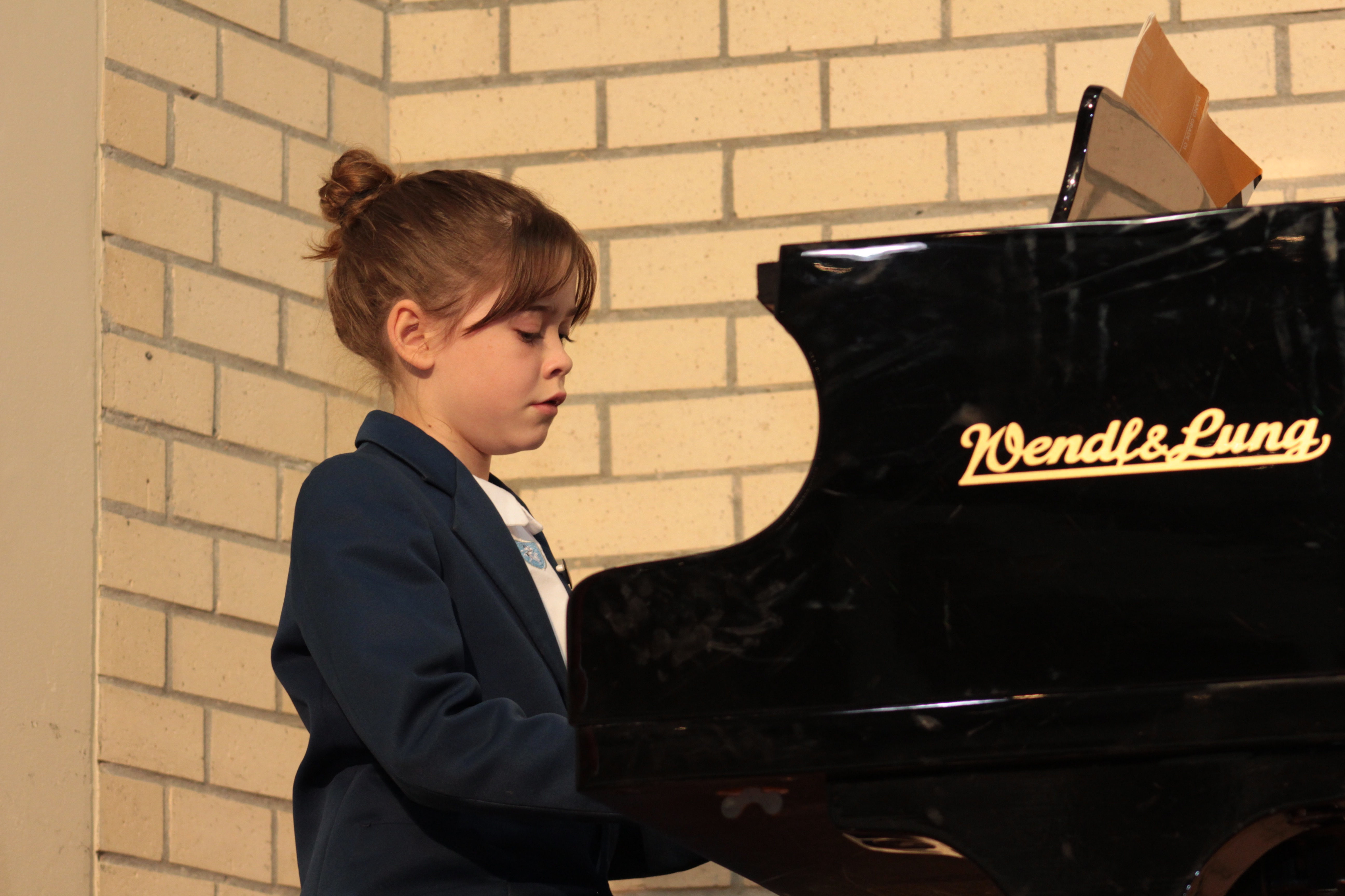 Parklands College Senior Preparatory Piano 2