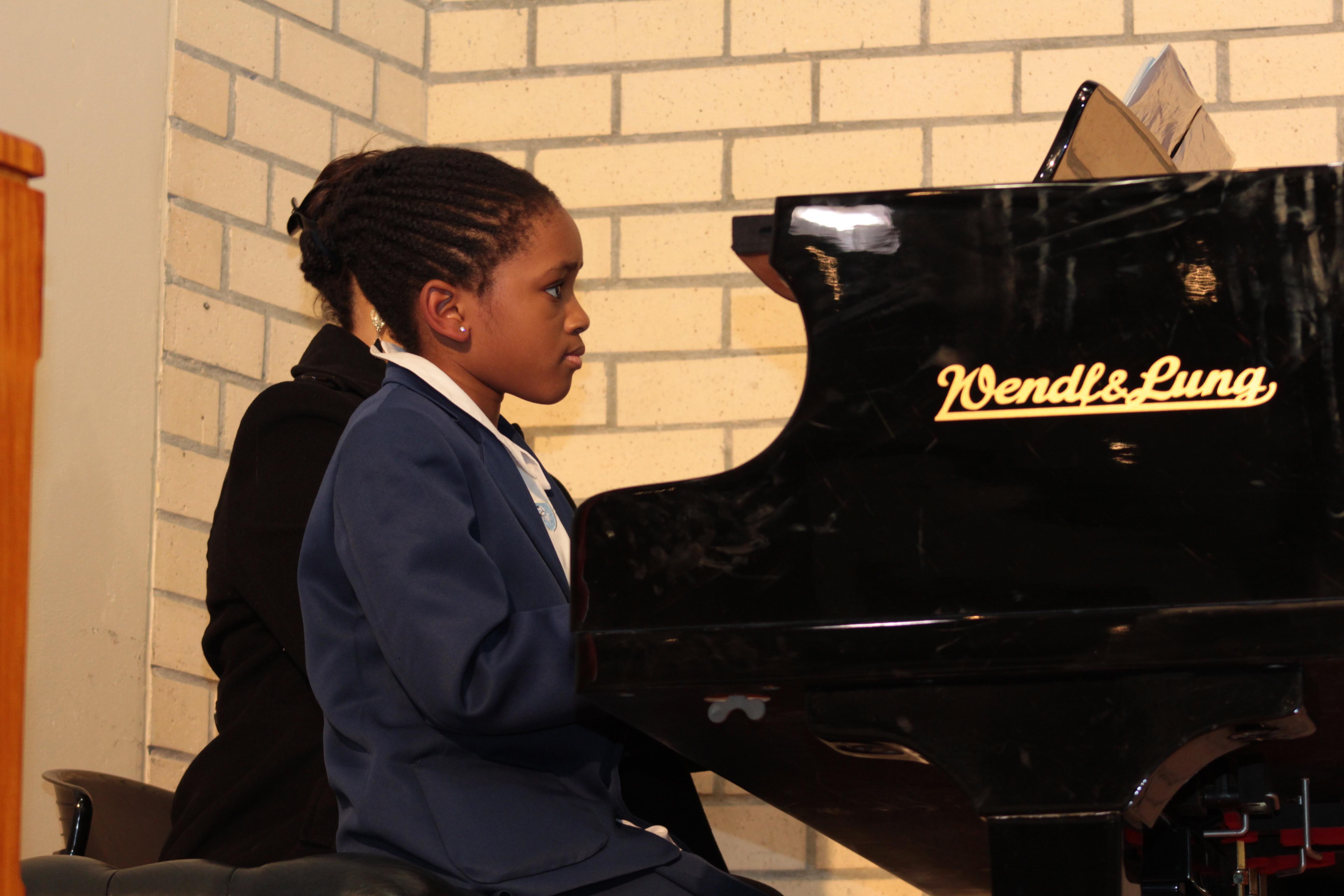 Parklands College Senior Preparatory Piano 4