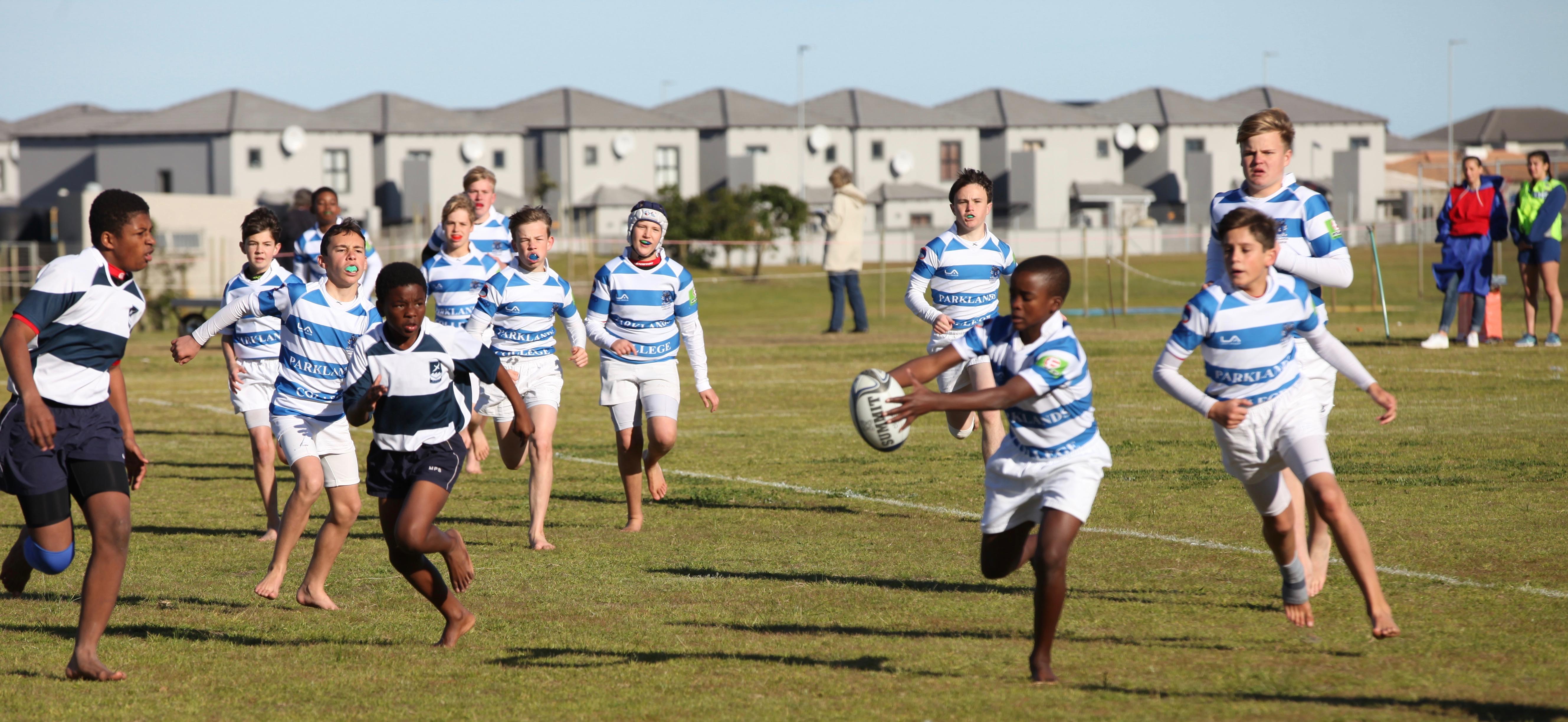 Parklands College Senior Preparatory Rugby 11