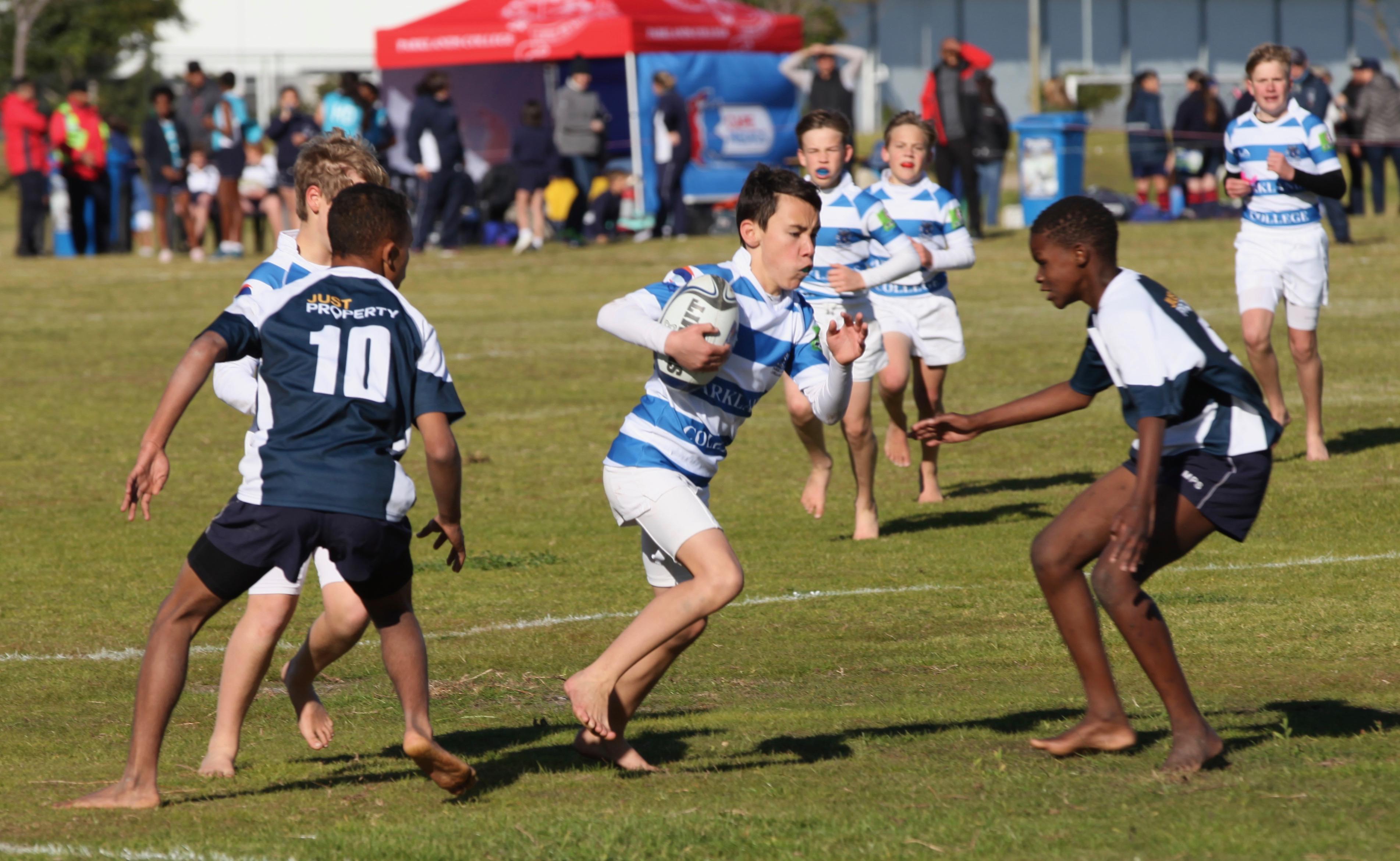 Parklands College Senior Preparatory Rugby 4