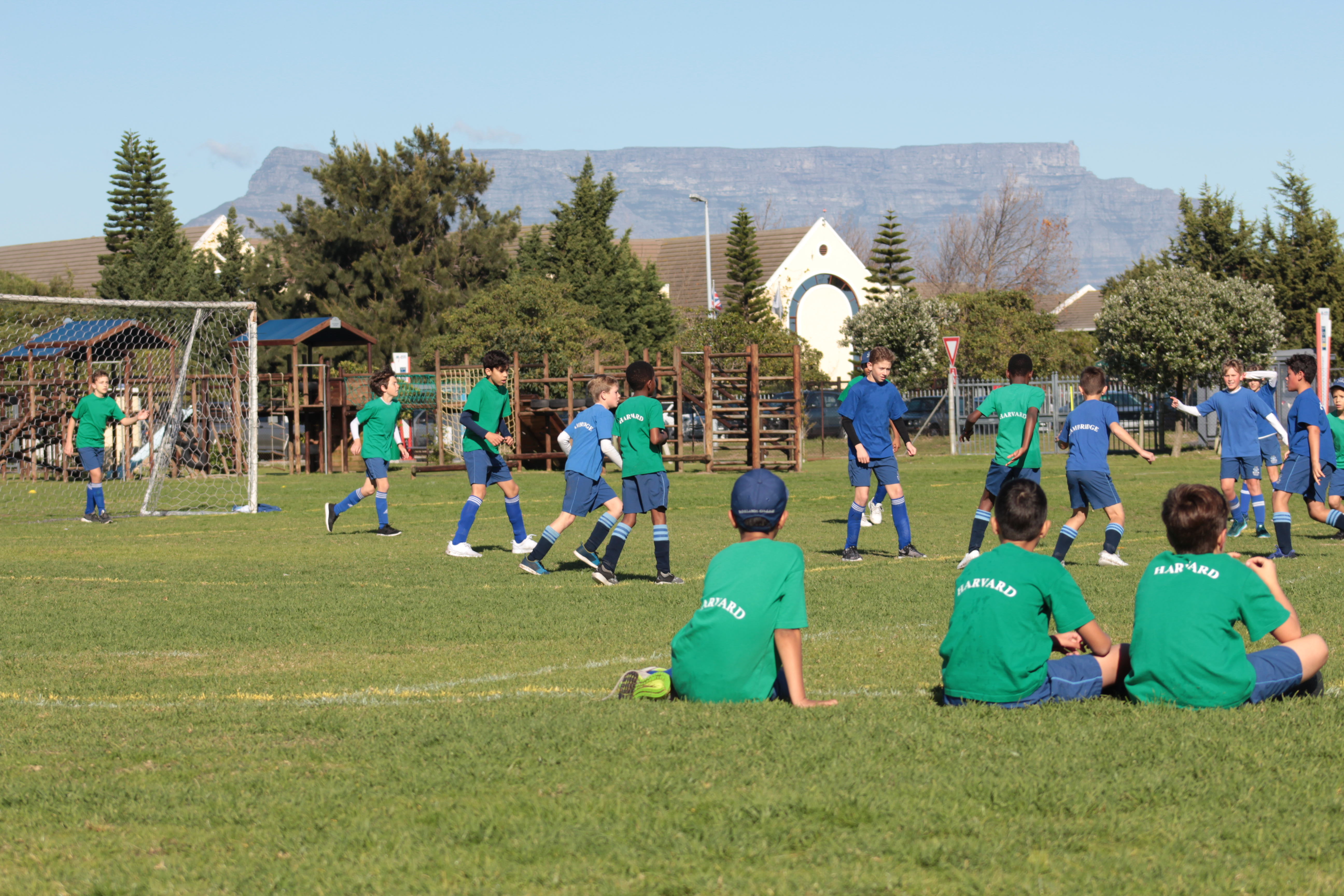 Parklands College Senior Preparatory Soccer 2