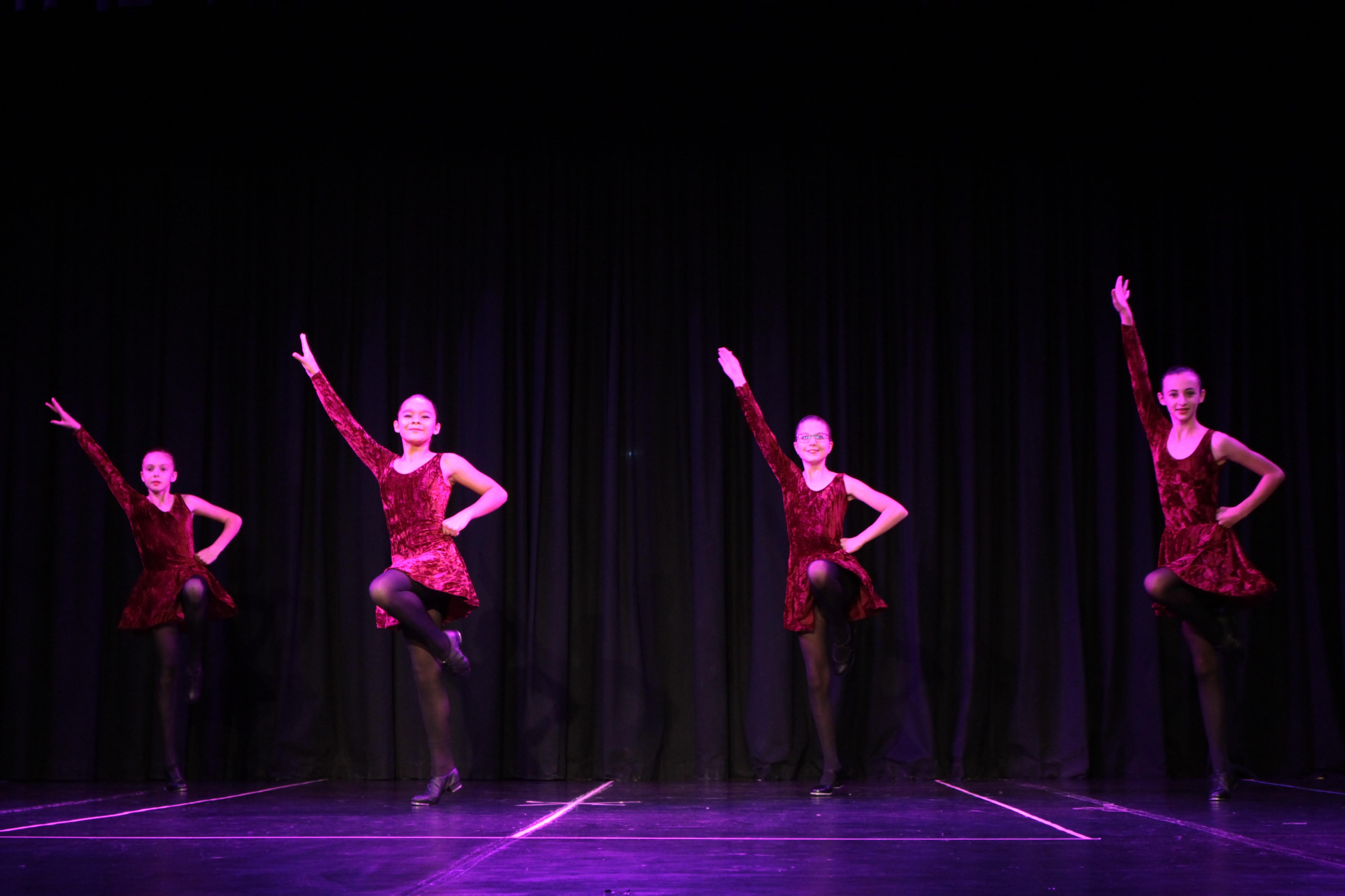 Parklands College Senior Preparatory Tap Dancing 1