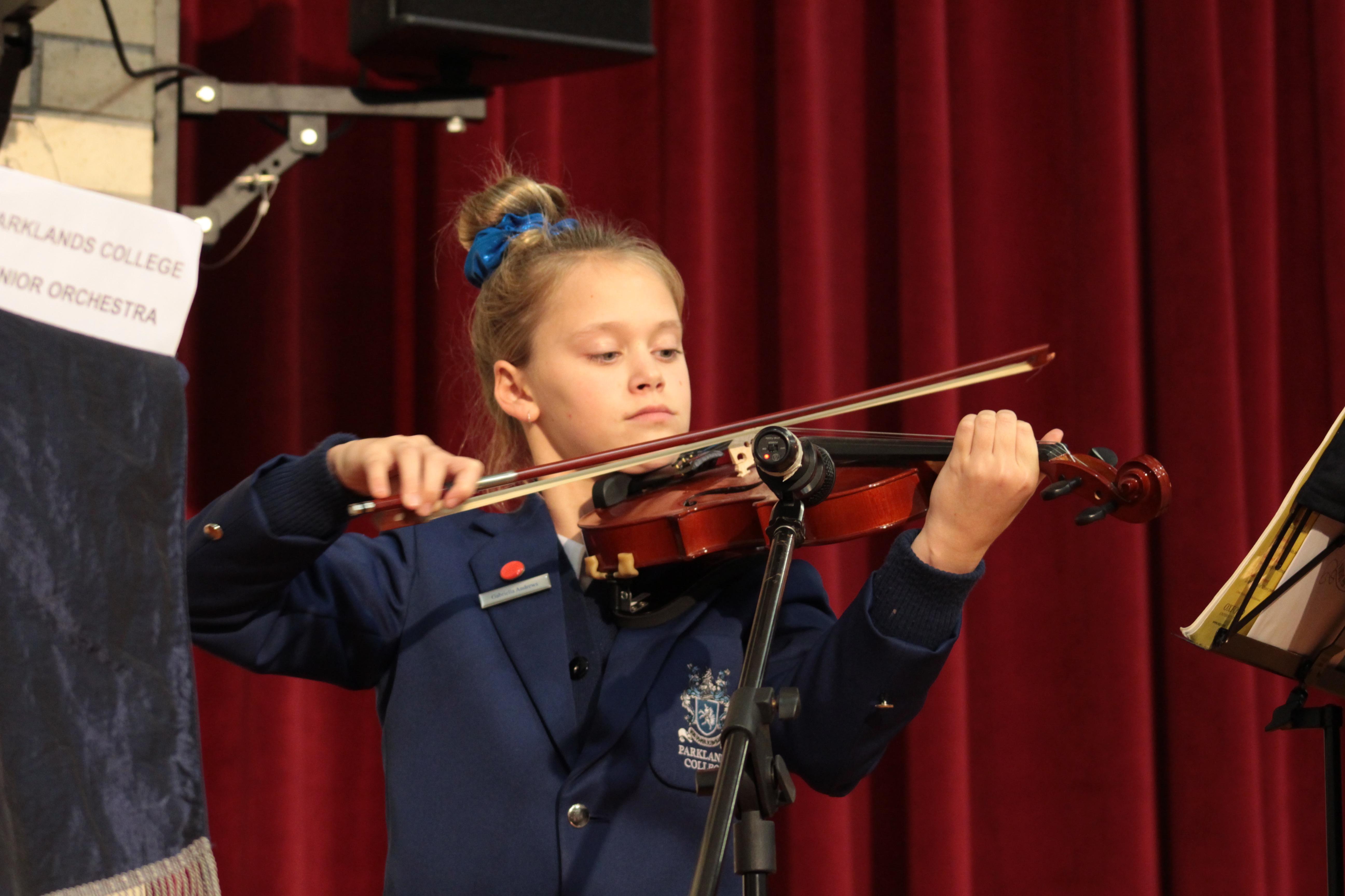Parklands College Senior Preparatory Violin