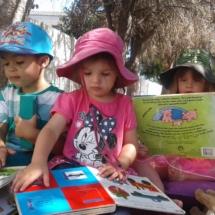 Parklands College & Christopher Robin Pre-Primary reading books