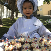 Christopher Robin Pre-Primary Bakers Man 3