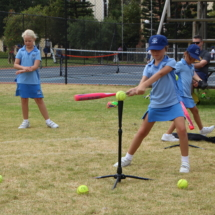 Junior Preparatory Softball