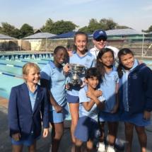 Parklands College Senior Preparatory Faculty Swimming Gala Champions