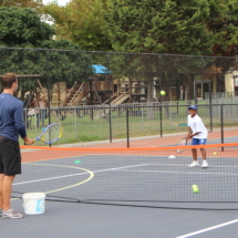 Junior Preparatory Tennis