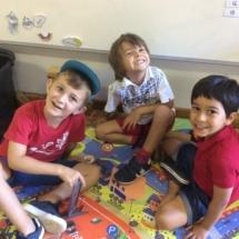 Parklands College & Christopher Robin Pre-Primary classroom fun