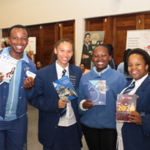 Parklands College Secondary Careers Expo 3