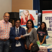 Parklands College Secondary Careers Expo 5