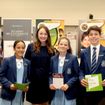 Parklands College Secondary Careers Expo 8