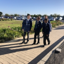 Parklands College Secondary School First Day