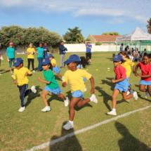 Junior Preparatory Athletics Day