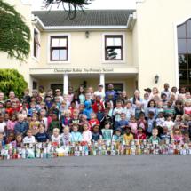 Christopher Robin Pre-Primary Whole School Photograph
