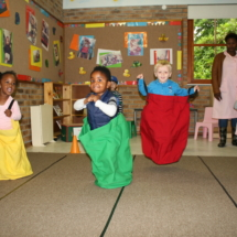 Parklands College & Christopher Robin Pre-Primary Winter Olympics