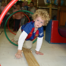 Parklands College & Christopher Robin Pre-Primary Olympics