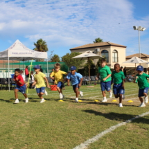 Junior Preparatory Athletics Day 4