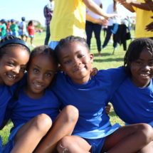 Junior Preparatory Athletics Day 8