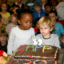 Parklands College & Christopher Robin Pre-Primary's 39th Birthday