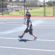 Christopher Robin Pre-Primary Tennis