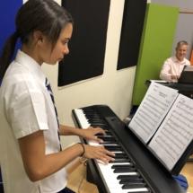 Parklands College Secondary Jazz Band 2