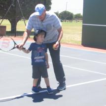 Christopher Robin Pre-Primary Tennis 2