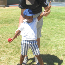 Christopher Robin Pre-Primary Cricket
