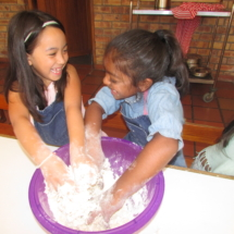 Christopher Robin Pre-Primary Cooking Class