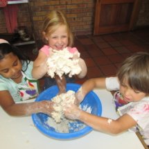 Christopher Robin Pre-Primary Cooking Class 2
