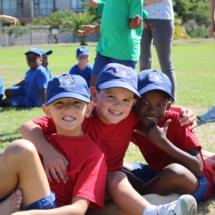 Junior Preparatory Athletics Day 16