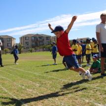 Junior Preparatory Athletics Day 17