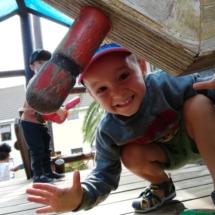Christopher Robin Pre-Primary Jungle Gym Play