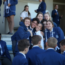 Parklands College Secondary First Day 8